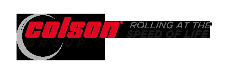 Logomarca com o novo posicionamento da Colson